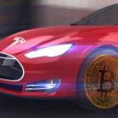 Tesla macht großen Gewinn mit Bitcoin